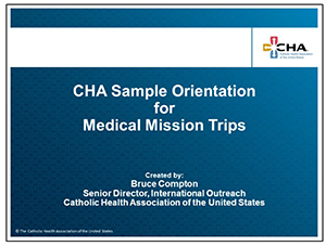 Sample Orientation Cover