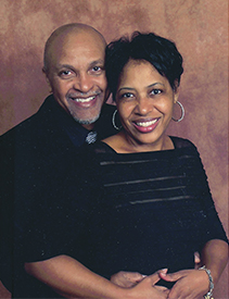 Reggie and Linda Huff