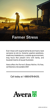 Farmers Stress Hotline