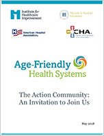 Age-Friendly Action Community Invitation May Cover