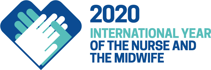 International Year of the Nurse and Midwife logo