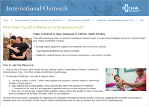 International Outreach Videos