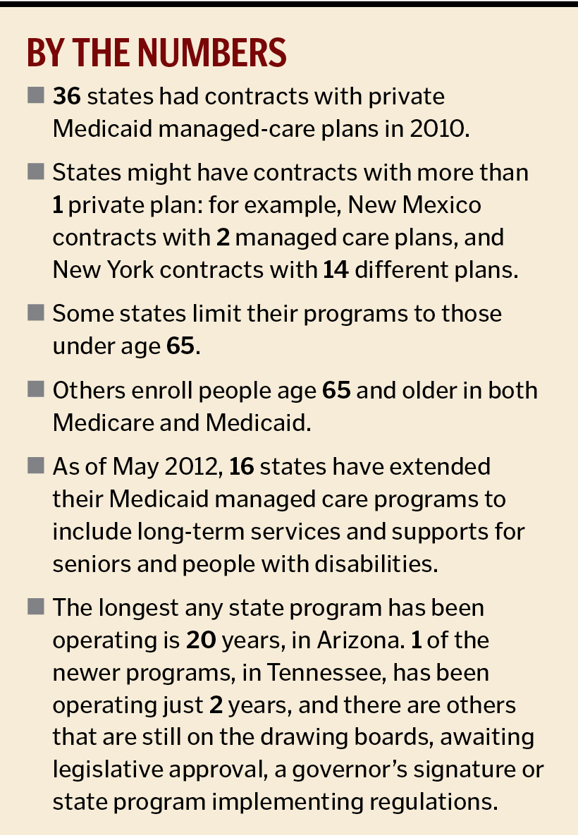Can It Succeed - States to Roll Out More Medicaid Managed Care_Image