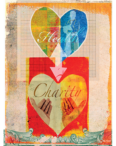 Love and Logic - Catholic Health Care and Catholic Charities Bring Expertise and Robust Partnership Possibilities_a