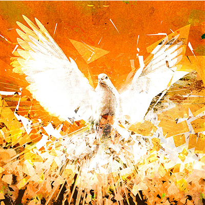 Search for the Holy Spirit in the Midst of Chaos -a