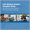CHA Medical Surplus Donation Study