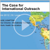 The Case for International Outreach