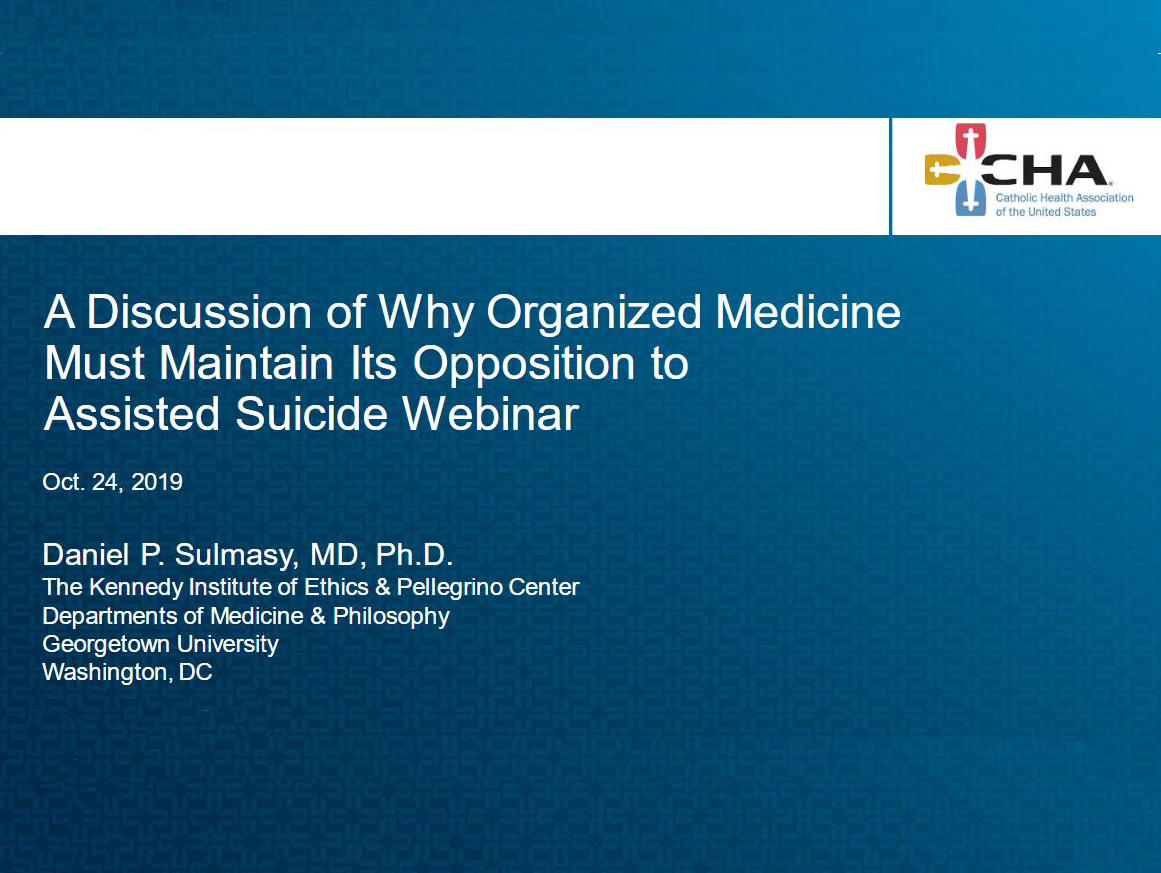 Assisted Suicide Webinar Cover