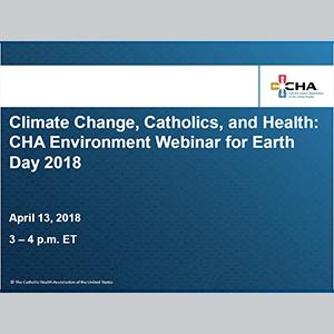 Environment Webinar