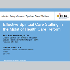 Learning_EffectiveSpiritualCareStaffing