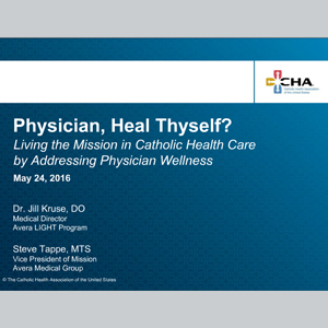 Learning_PhysicianHealThyself