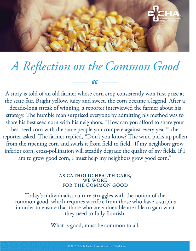 Prayer for the Common Good