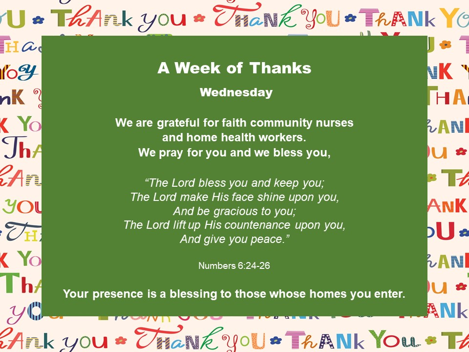Week of Thanks_Wednesday