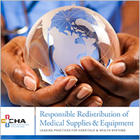 Responsible Redistribution of Medical Supplies