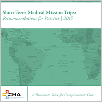 Short Tem Medical Mission Recommendations for Practice