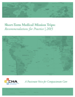 Medical Mission Trips Recommendations Cover