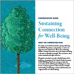Wellbeing Guide 2020 cover