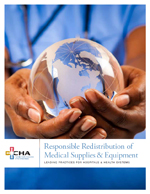 Responsible Redistribution of Medical Supplies and Equipment