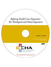 Righting Health Care Disparities: The Theological and Moral Imperative (DVD)