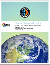 Climate Change and Health: Is There A Role for the Health Care Sector?