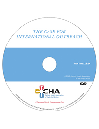 The Case for International Outreach (DVD)