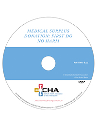 Medical Surplus Donation: First Do No Harm (DVD)