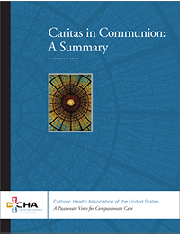 Caritas in Communion: A Summary