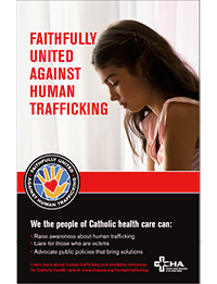 Human Trafficking Poster – Faithfully United Against Human Trafficking