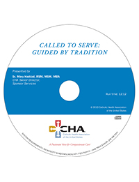 Called to Serve: Guided by Tradition (CD)