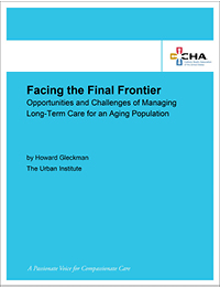 Facing the Final Frontier: Opportunities and Challenges of Managing Long-Term Care for an Aging Population