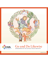 Go and Do Likewise:  Sponsorship of the Catholic Health Ministry (DVD)