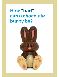 Human Trafficking Initiative - Easter-Themed Card About Cocoa Trade