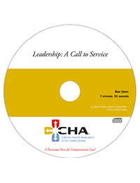 Leadership: A Call to Service (2013) (DVD)