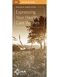 Advance Directives: Expressing Your Health Care Wishes