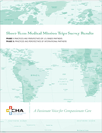Short-Term Medical Mission Trips Survey Results