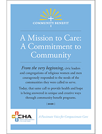 The Mission of Community Benefit Card