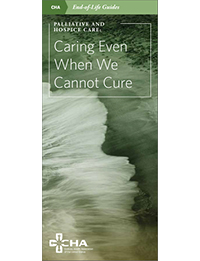 Palliative and Hospice Care: Caring Even When We Cannot Cure