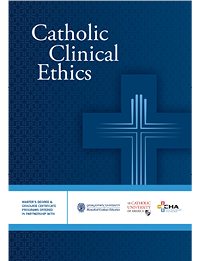 Catholic Clinical Ethics