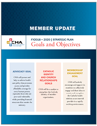 Member Update:  FY2018-2020 Strategic Plan