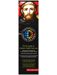 Faithfully Healing the Earth Bookmarks (Packs of 50)