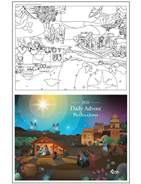 Advent Daily Reflection Handout