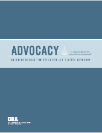 Building Blocks for Effective Legislative Advocacy