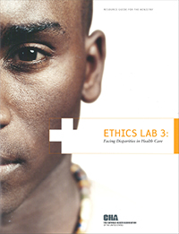 Ethics Lab 3: Facing Disparities in Health Care (Print and CD)