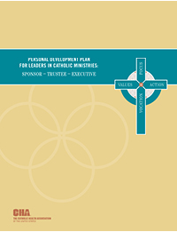 Personal Development Plan for Leaders in Catholic Ministries: Sponsor-Trustee-Executive
